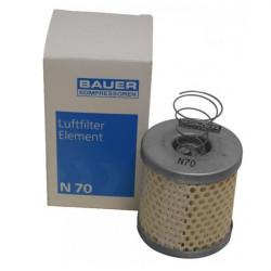 Filtre à air N70 - BAUER