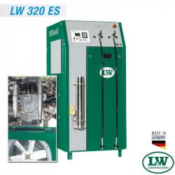 Compresseur insonorisé LW320 ES - 19.2 m³/h - 400V - 62 dB