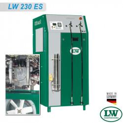 Compresseur insonorisé LW230 ES - 13.8 m³/h - 400V - 61 dB