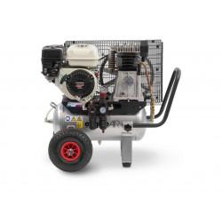 Compresseur thermique 4.8CV 24L 10 bars - 24.66 m³/h
