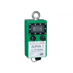 Analyseur d'oxygène Alpha 1 - LW