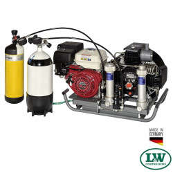 Compresseur haute pression LW190 B - Thermique 11.4 m³/h