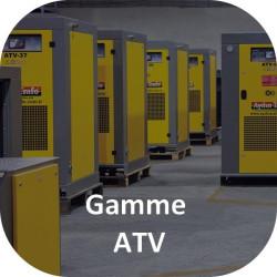 Série «ATV» - Toutes puissances