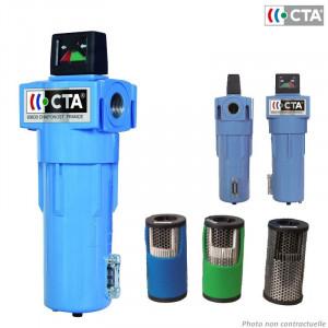 Filtres réseaux pour système d'air comprimé - Filtration air comprimé