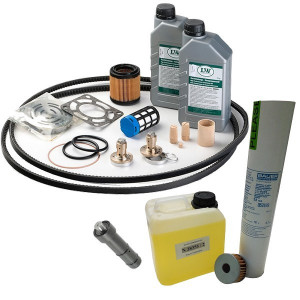 Kits entretiens & pièces HP pour les compresseurs haute pression